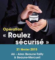operation Roulez securise